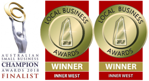 local business finalists awards